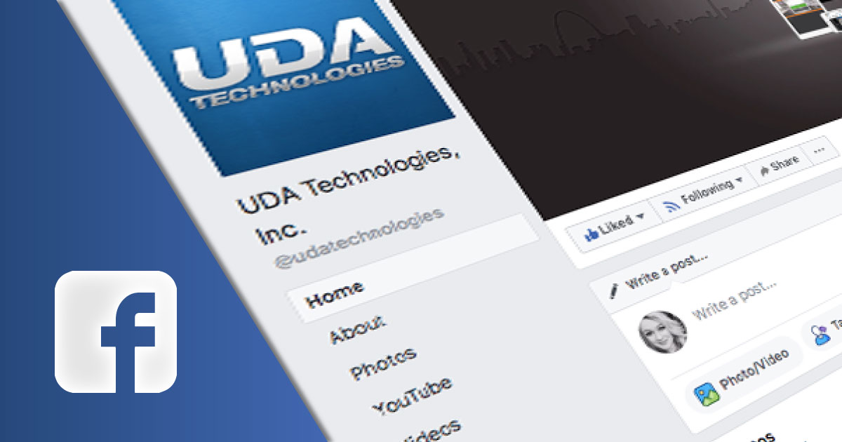 Las Personas que les Gusta UDA Technologies en Facebook Aumentan a Más de 40,000