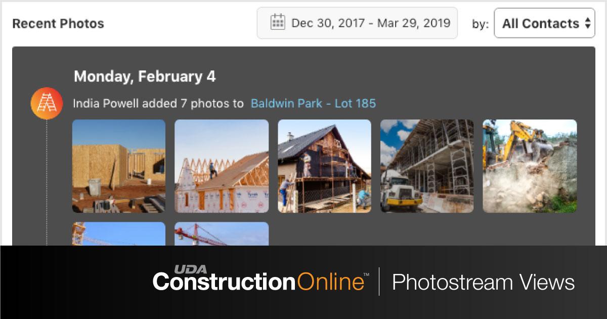 ConstructionOnline 2019 impresiona con sus nuevas vistas de Photostream